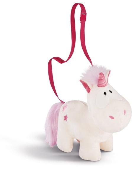3D shoulder bag unicorn Theodor