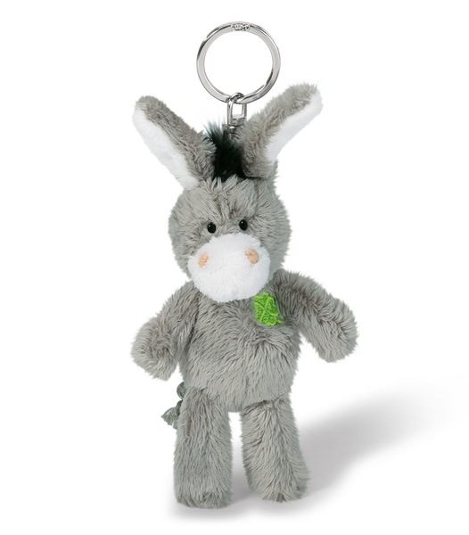 Schlüsselanhänger Esel