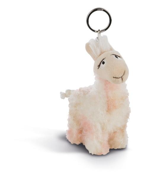 Schlüsselanhänger Lama Flokatina