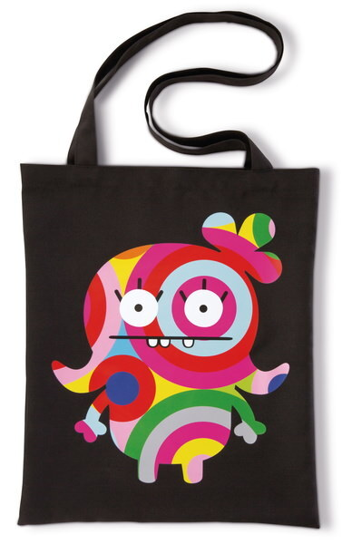 Tote bag Ugly Dolls Moxy