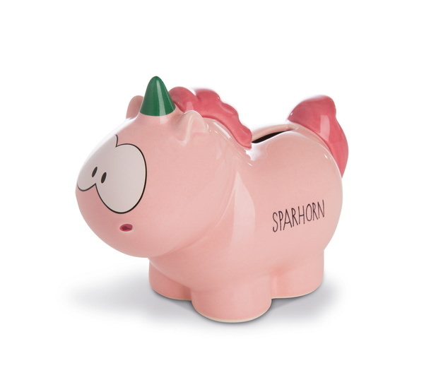 "Savings box unicorn Little Cherry ""Sparhorn"""