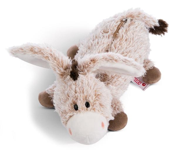Figural Pouch donkey
