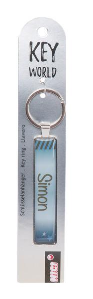 Schlüsselanhänger Key World 'Simon'