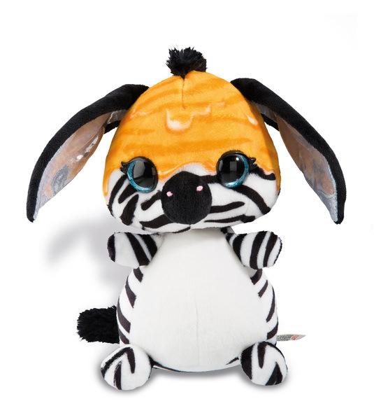 Cuddly toy NICIdoos zebra Ijona