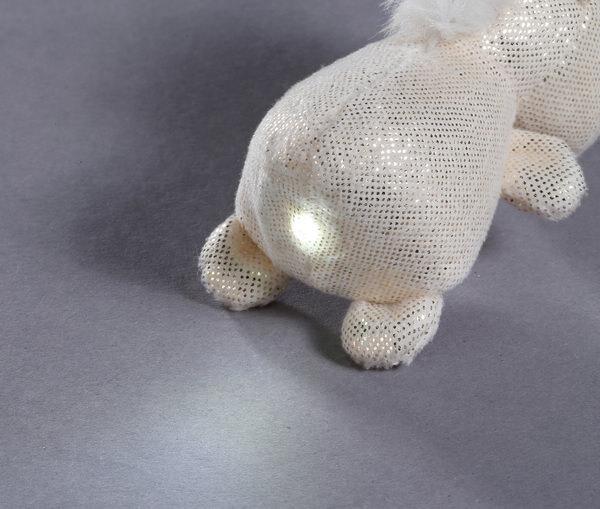 LED plush handbag light Unicorn Shooting Star