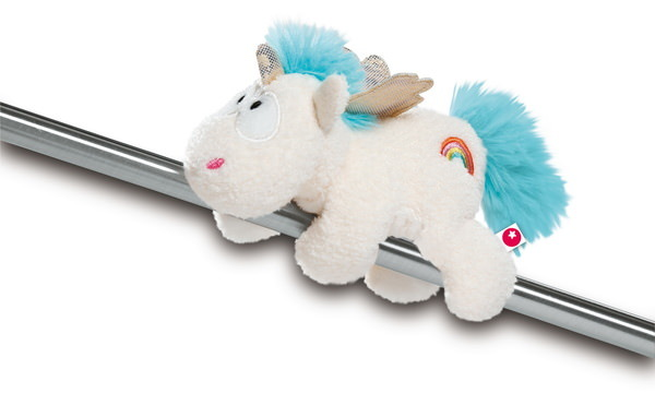 Magnettier Theodor and Friends Einhorn Rainbow Flair