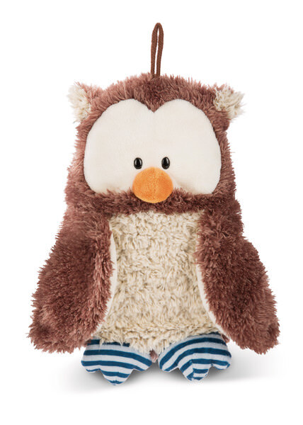 Figural Hot Water Bottle Owl Oscar