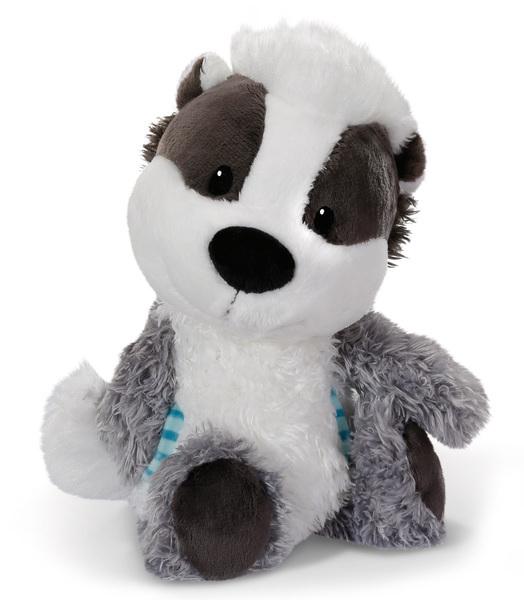 Cuddly toy Badger kid Barnolito