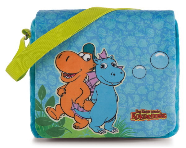 Kindergarten bag dragons Coconut and Wokki