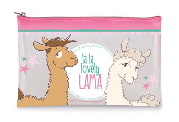 "Mäppchen Lamas ""la-la-lovely-Lama"""