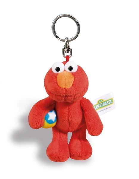 Schlüsselanhänger Sesamstraße Monster Elmo