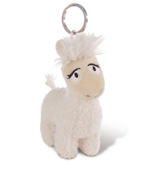 Keyring llama Lady