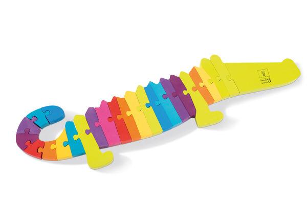 ABC Puzzle Krokodil