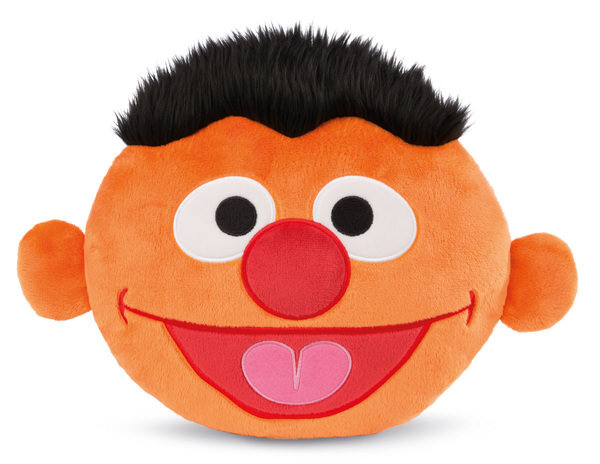 Kissen-Kopf Ernie
