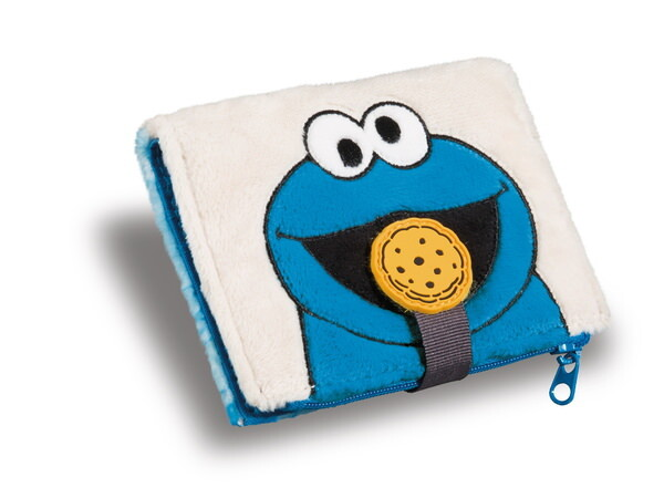 Purse Sesame Street with Cookie Monster