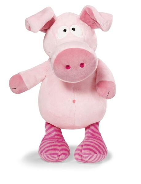 Cuddly toy pig