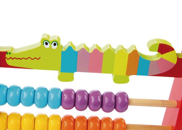Abacus Crocodile