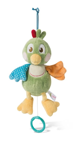 Musical soft toy sparrow Fritz_x000D_