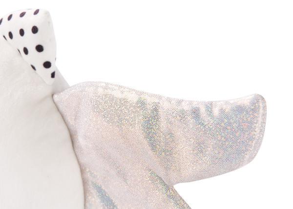 Figürliches Kissen Schutzkätzchen mit Flügeln