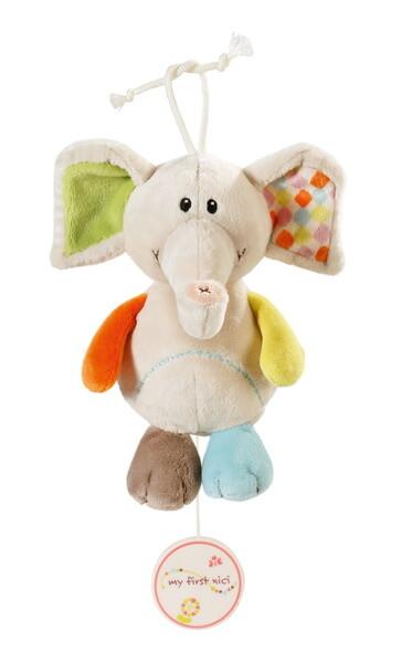 Spieluhr Elefant Dundi