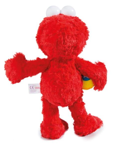 Kuscheltier Sesamstraße Monster Elmo