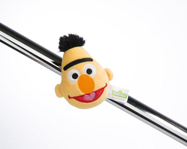 Magnet-Kopf Bert
