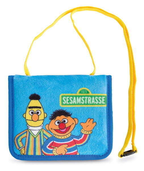Neck pouch Ernie and Bert