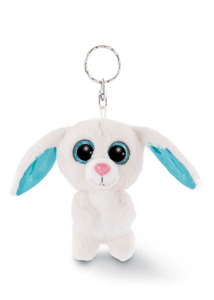 GLUBSCHIS key ring Bunny Wolli-Dot