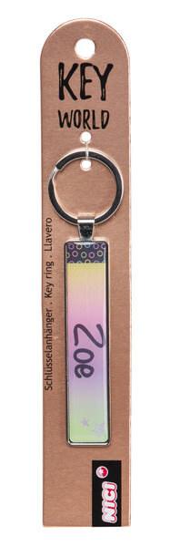 Keyring Key World 'Zoe'