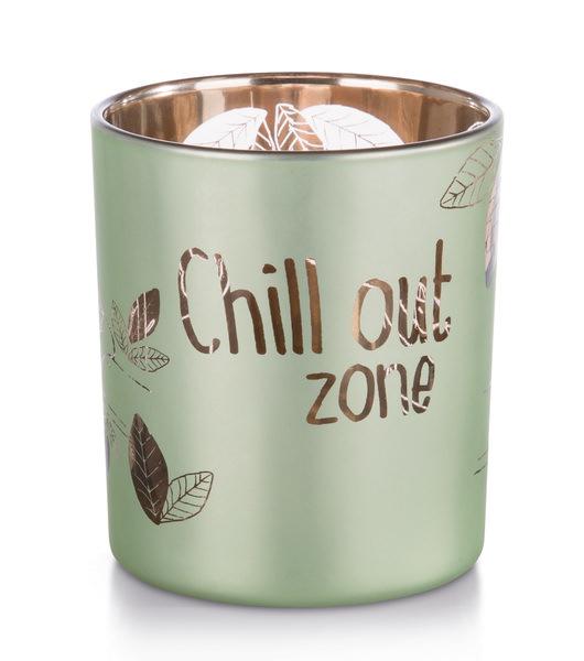"""Kerzenglas Faultier """"Chill out zone"""""""