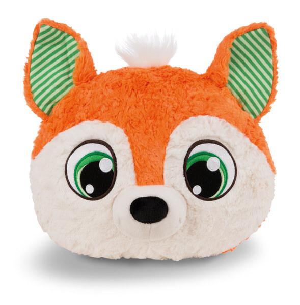 Kissen-Kopf Schlafmützen Fuchs Finjo