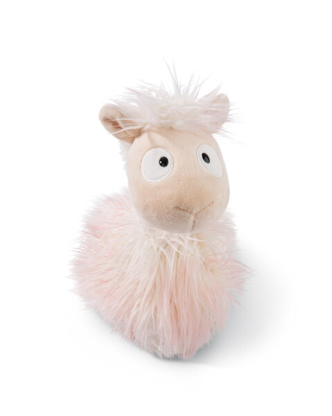 Sitting cuddly toy Llama Baby Cloudi