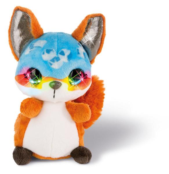 Flashies Kuscheltier Fuchs Droppy mit LED-Augen