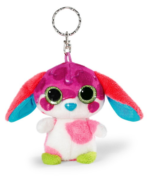 Keyring NICIdoos dog Bluffy