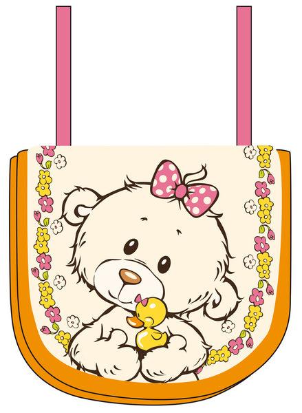 Brustbeutel kleine Bären-Schwester