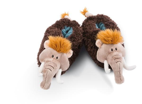 Hausschuhe Mammut Größe