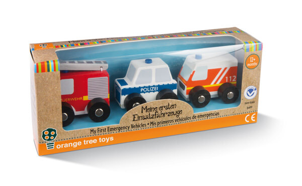First Emergency Vehicles