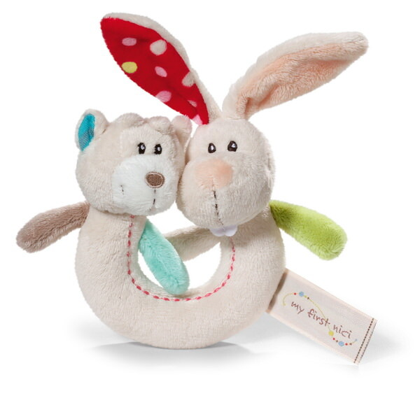 Grabber Bunny Tilli and Bear Taps