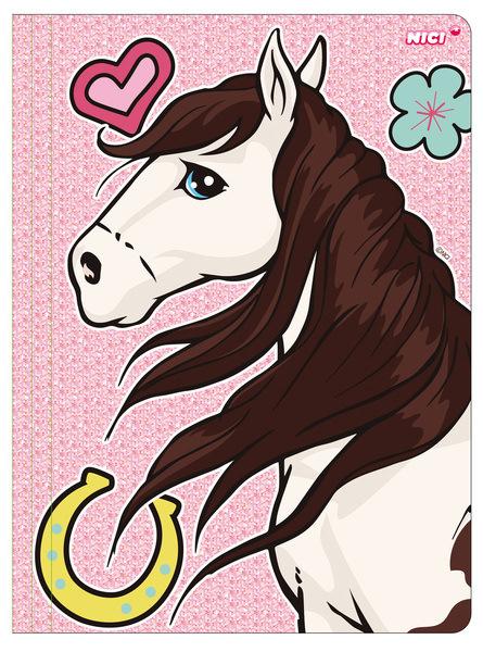 Sammelmappe Pferd Ayeta