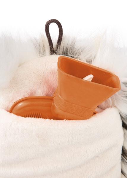Hot water bottle owl Aurina