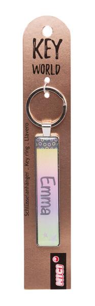 Schlüsselanhänger Key World 'Emma'