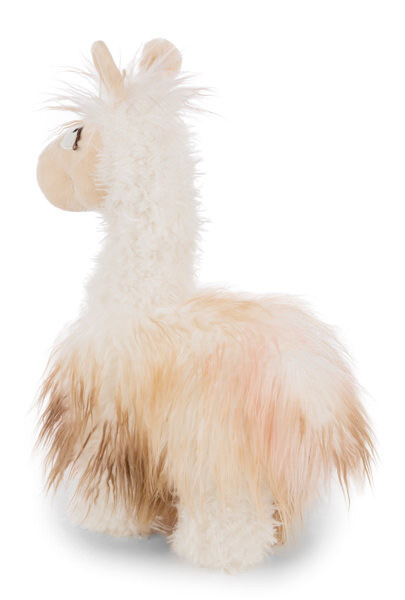Cuddly toy llama Flokatina