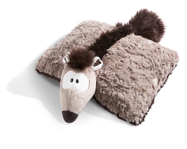 Cuddly toy cushion Anteater Anita