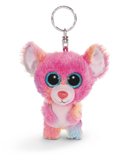 GLUBSCHIS keyring Mouse Candypop