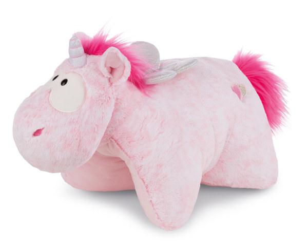 Kuscheltier-Kissen Einhorn Pink Harmony