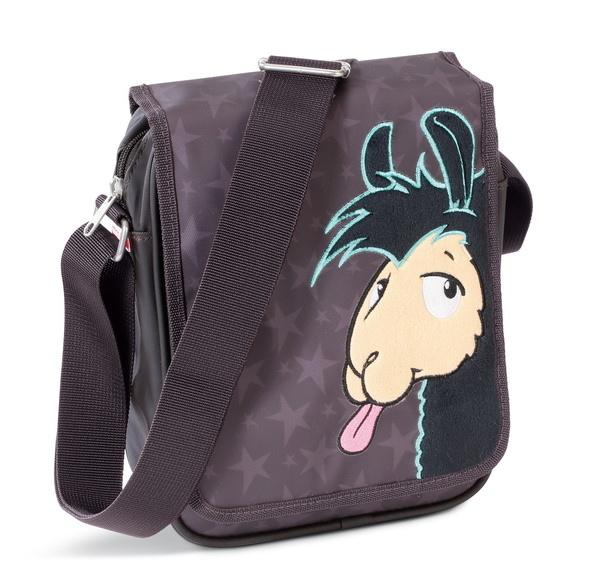 Shoulder bag llama Lorenzo