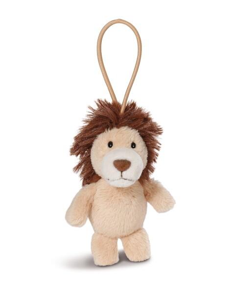 Anhänger Löwe mit elastischer Schlaufe