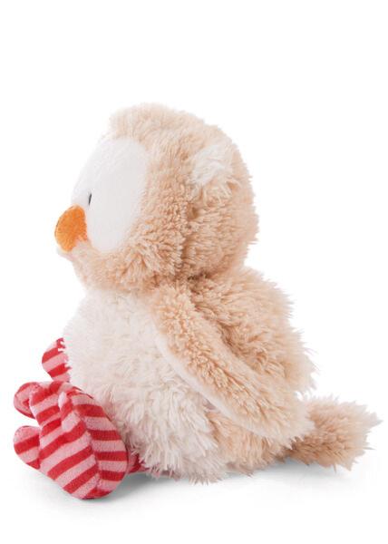 Cuddly Toy Owl Owluna with turnable head