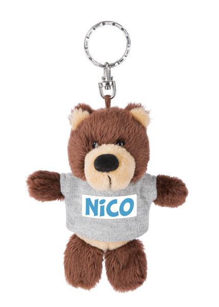 Schlüsselanhänger Bär Nico