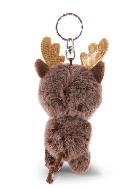 GLUBSCHIS key ring Reindeer Cocoa-Fee